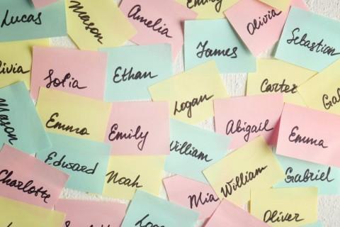 Het aantal voornaamswijzigingen stijgt!