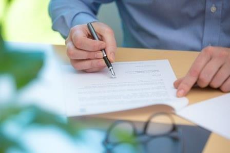 Is een elektronische handtekening even betrouwbaar als een gewone handtekening?