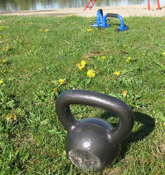 Fitness-Bootcamps und Flächennutzungspläne in der Niederlande